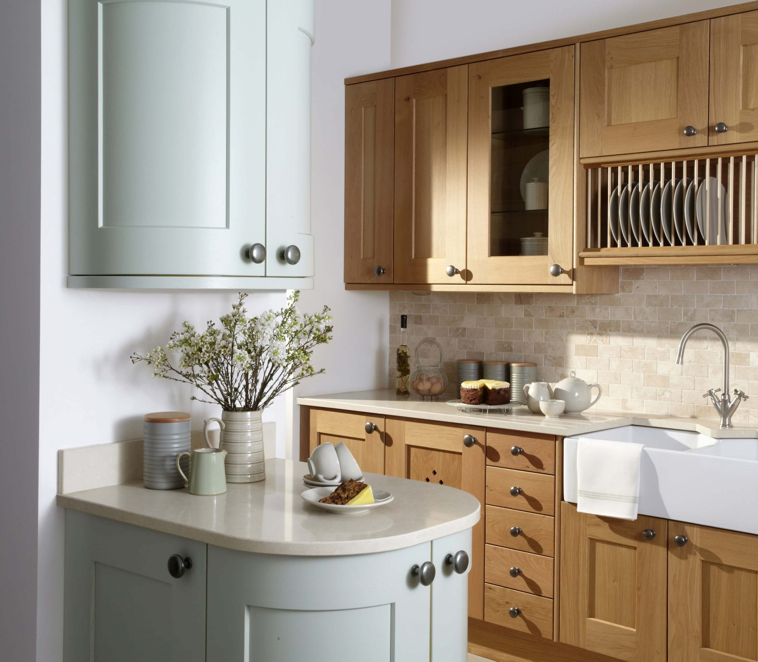 Erin Painted Timber - Noble Kitchens (2)