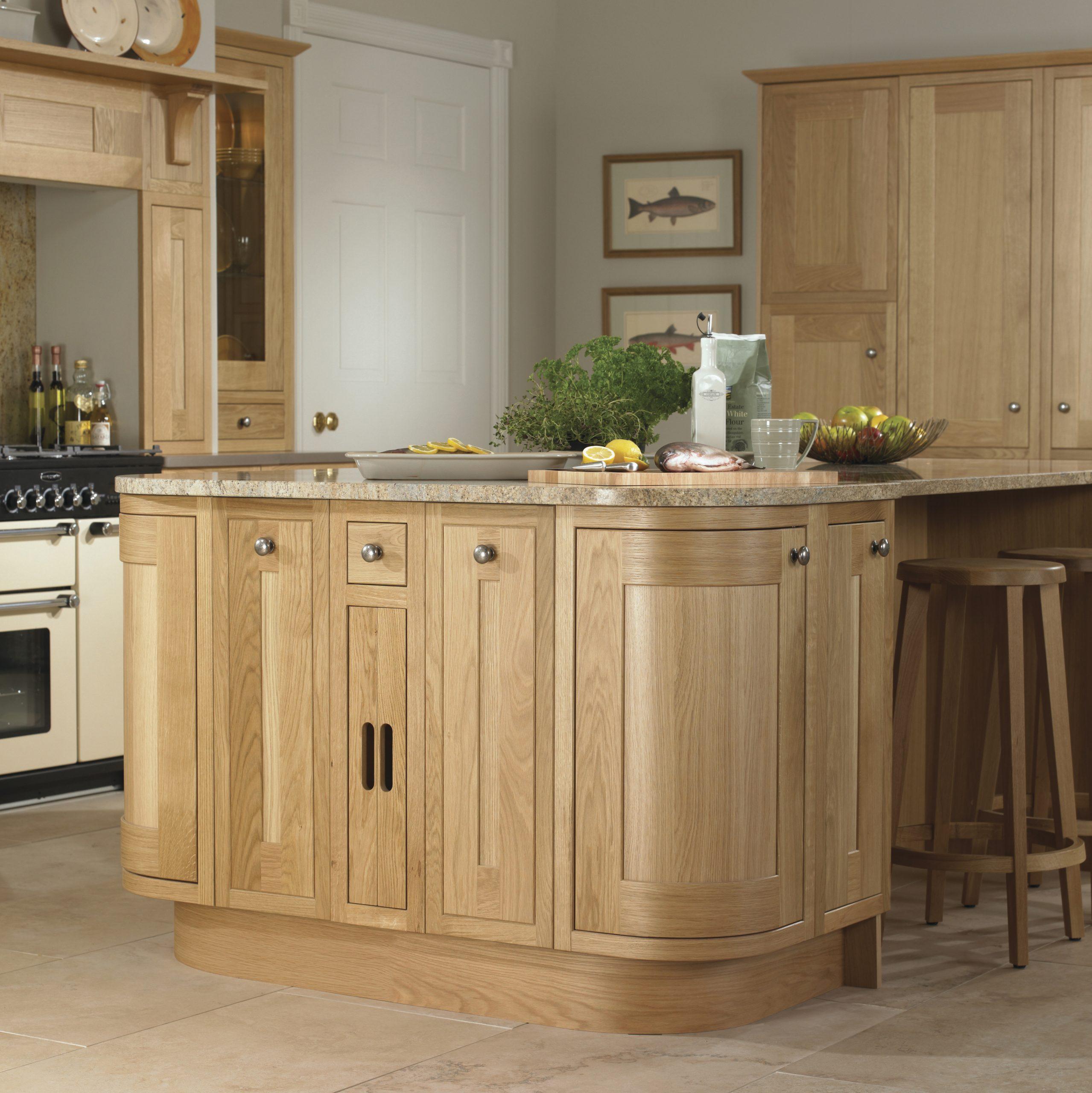 Petworth Natural Oak kitchen